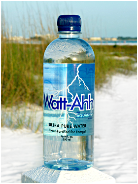 Watt-Ahh an AquaNew Water