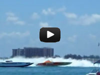 Sarasota Super Boat Grand Prix Race Highlights